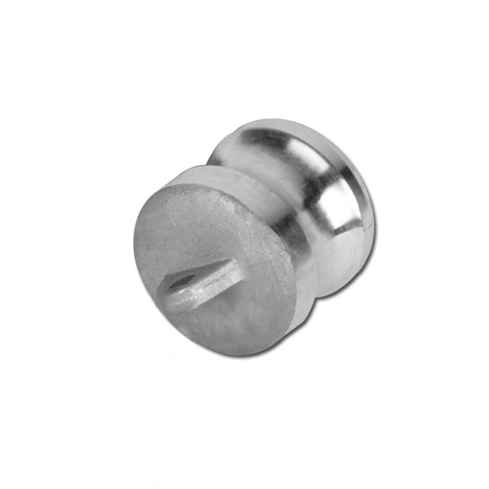 """Camlok coupling-lock connector type DP - male part - Aluminum - 1 / 2 """"to 6"""" - a"""