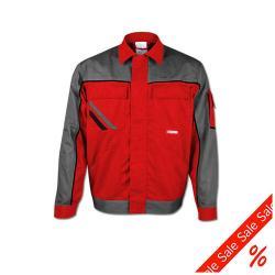 """I residui - colletto della giacca """"Highline"""" Planam - 35/65% MG - Peso del tessuto 285 g / m²"""