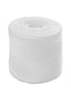 Tying - polypropylene - natural white - length 350 m