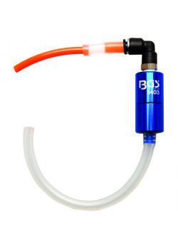 Bremsenentlüfter-Ventil - für Roller, Motorrad, Quad & PKW - 1 L Auffangflasche