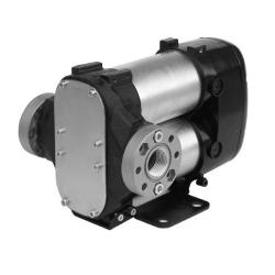 Självspannande pumppump BI 100 Dieselpump - 2000 min-1 - 24 V, 0,5 kW - 21 A - med på / av-brytare\n
