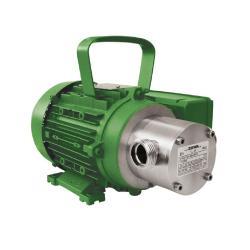 NIROSTAR V 2000-A / PF impellerpump - 30 l / min - 230 V - 2800 U / min - med motor, kabel och plugg