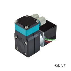 Membran-Flüssigkeitspumpe - Förderleistung 0,65 l/min. - Saughöhe 3 mWS - Druckhöhe 60 mWS - IP 50