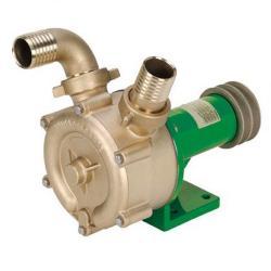 Pompe à canal latéral EP / K50 sans entraînement - 24 V - 230 l / min - 13,8 m³ / h - avec accouplement magnétique