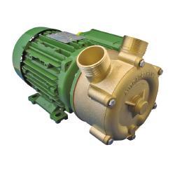 Pompe centrifuge à canal latéral EPm 220/20 - 230 Volt - 29 l / min - 1,74 m³ / h - Corps et roue en bronze