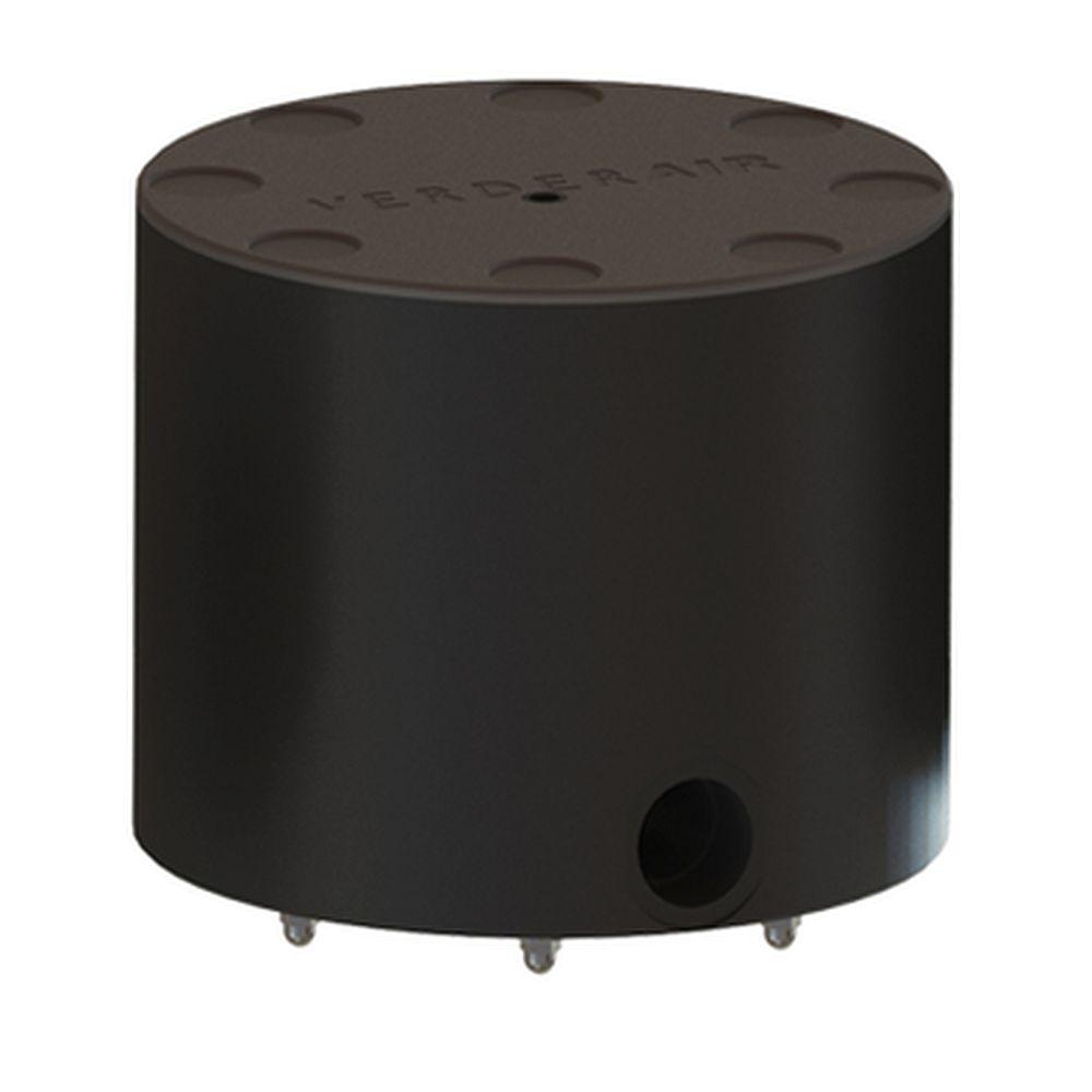 Pulsationsdämpare - PD-S40 linje - Membran EPDM eller PTFE - olika versioner