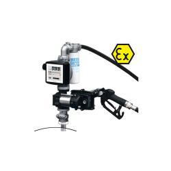 Fatpump - diesel/bensin/fotogen - automatisk tappistol - utan räkneverk