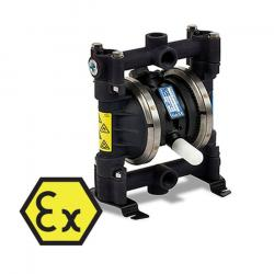 "Double Diaphragm Pump Verder VA20 - 3/4""  Up To 8 Bar - max. 57 l/min"