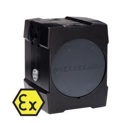 Druckluftmembranpumpe Verderair VA08 Pure - leitfähige PE-/PTFE-Gehäuse - max. 19 l/min - ATEX konform