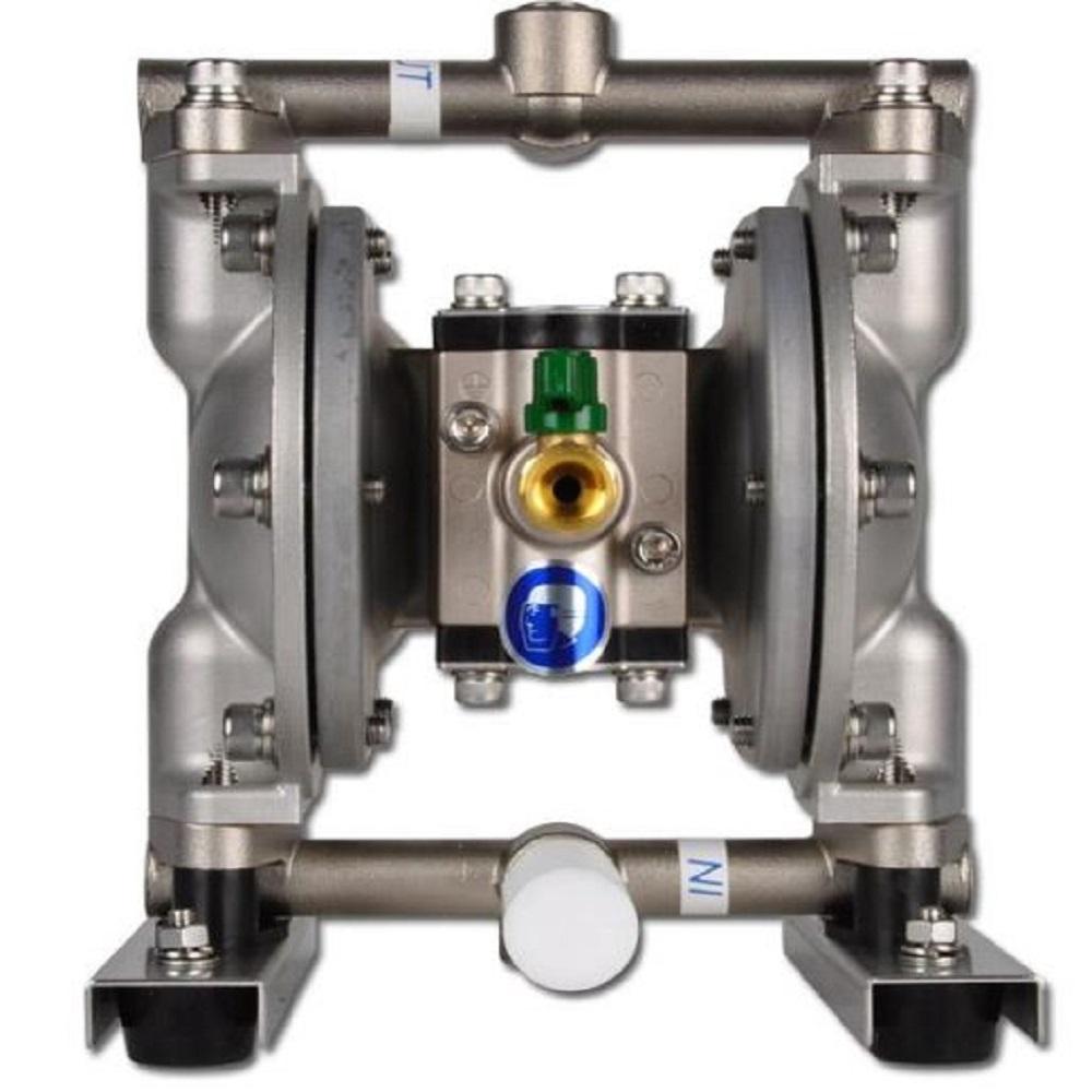 Pompa a membrana YAMADA DP-10 - corpo in acciaio inossidabile - 22 l / min - 7 bar