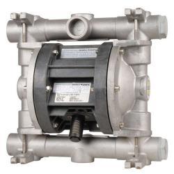 Doppelmembran-Druckluftpumpe Binda Boxer - Aluminium-Gehäuse - 50 bis 900 l/min - 7 bar