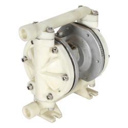 "Restposten - Druckluft Membranpumpe - Q15-PP-TF-1/2"" - selbstansaugend - max. 40 l/min"