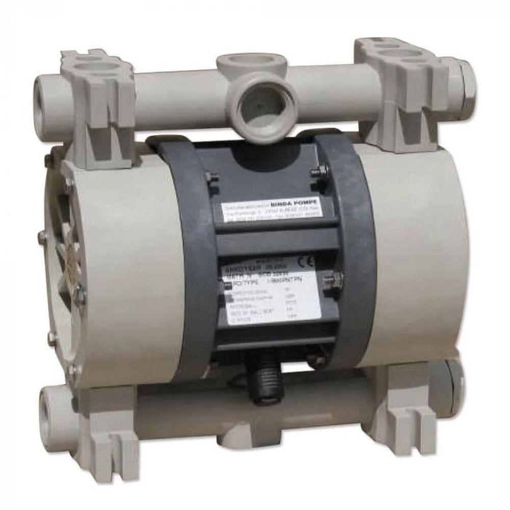 Membrane double - pompe à air comprimé Binda Boxer - 7 bar - max. 850 l/min