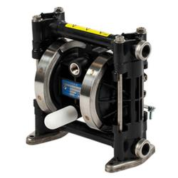 "Verder Compressed Air Diaphragm Pump - 3/8""- Plastic Housing - Max. 26 l/min."
