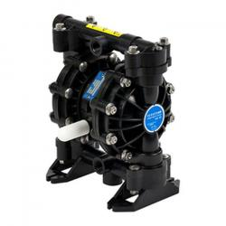 "Verder Compressed Air Diaphragm Pump - 3/4""- Plastic Housing - Max. 57 l/min."