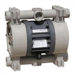 Doppelmembran-Druckluftpumpe Binda Boxer - Kynar-Gehäuse - 50 bis 340 l/min - 7 bar
