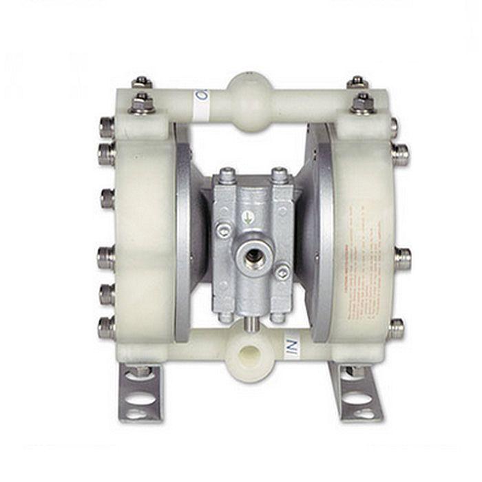 Pompa a membrana YAMADA NDP-10 - alloggiamento polipropilene - portata 22 l / min - pressione 7 bar