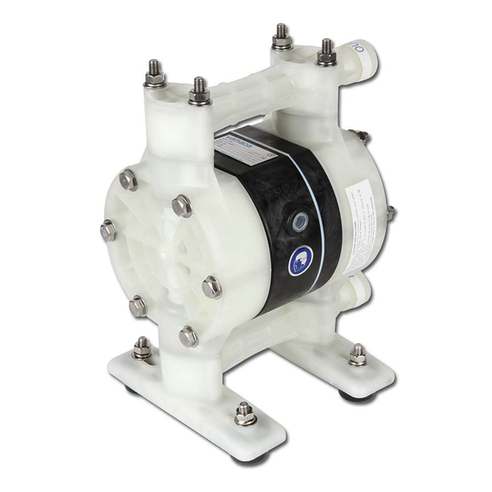 Pompa a diaframma YAMADA NDP-15 - polipropilene custodia - portata 51 l / min - pressione 7 bar