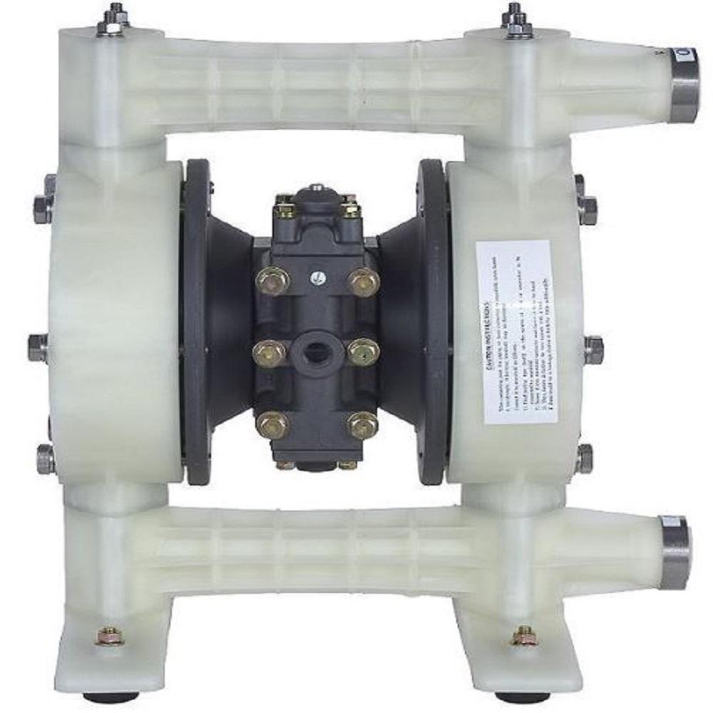 Pompa a diaframma YAMADA NDP-25 - polipropilene custodia - portata 170 l / min - pressione 7 bar