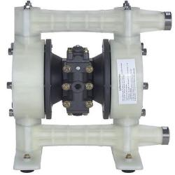 Membranpumpe YAMADA NDP-25 - Gehäuse Polypropylen - Fördermenge 170 l/min - Druck 7 bar