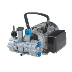 Membranpump MC 8 - motor 230 V - syraversion - 7,8 l / min - 15 bar