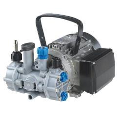 Membranpump MC 18 - elmotor - för syra - 10,7 l / min - 15 bar