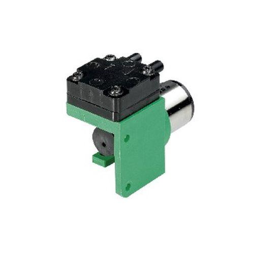 Pompa a diaframma mini vuoto serie 3003 - testa della pompa in resina fenolica - 12 V - 1 l / min - 0,2 bar - 0,04 kg