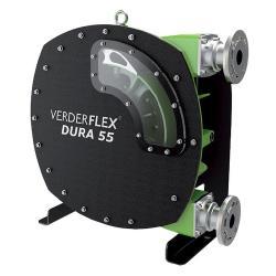 Peristaltic pump Verderflex Dura55 - 5 to 7.5 bar - max. 7.5 kW - max. 9000 l / h - different hoses