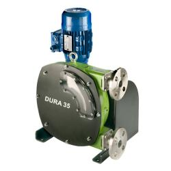Peristaltic pump Verderflex Dura35 - 6 bar - max. 2.2 kW - max. 2744.3 l / h - different hoses