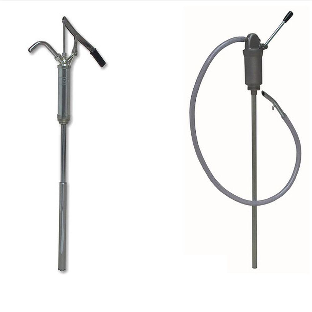 Hävarmspump - manuell - LAP 350 - 0,35 l/slag - för 200 l fat