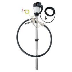 Pumpen-Set  FLUX - 230 V - max. 200 l/min - für leicht brennbare Flüssigkeiten