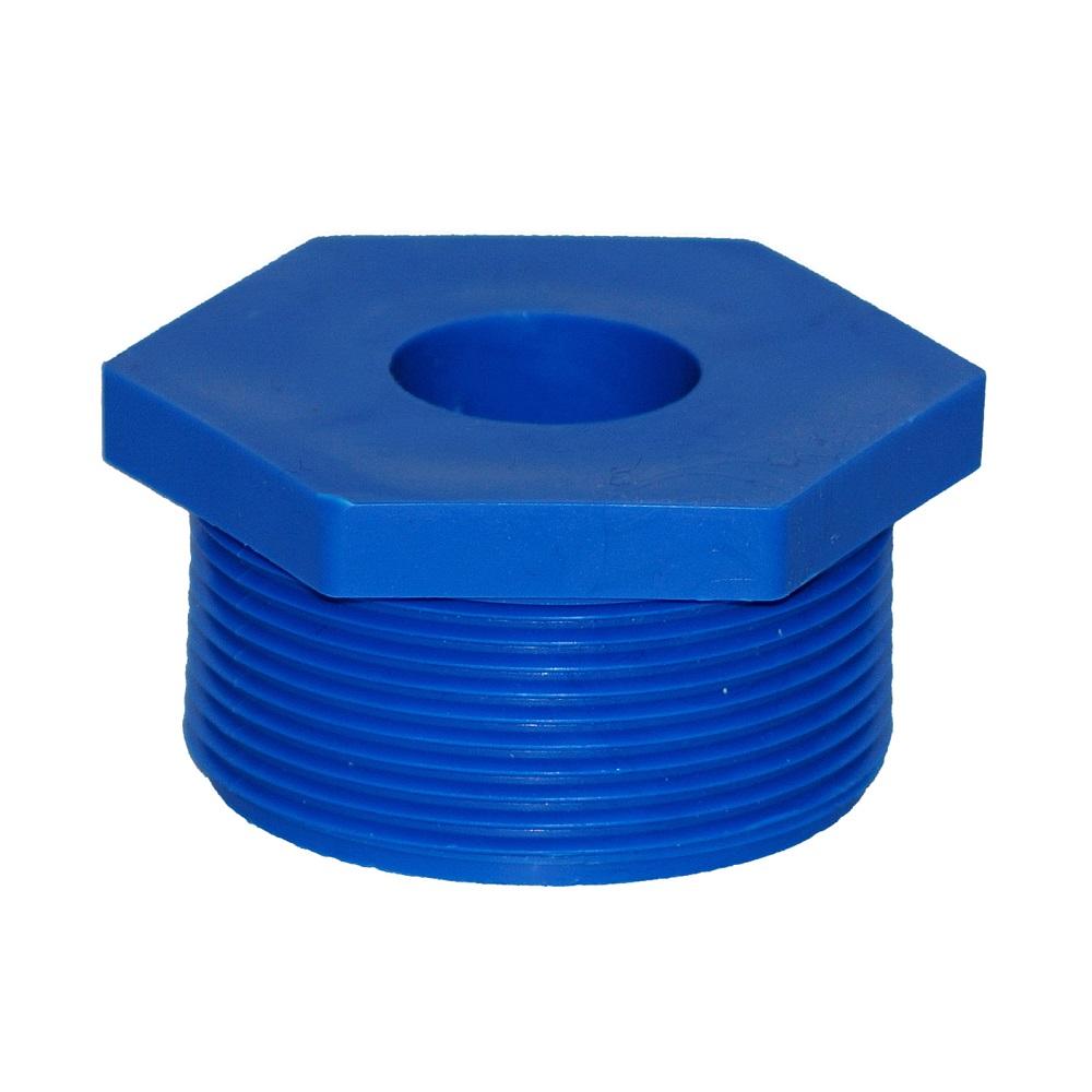 Fassverschraubung - Polypropylen - Ø 25 bis 32 mm - zum sicheren Befestigen der Laborpumpe