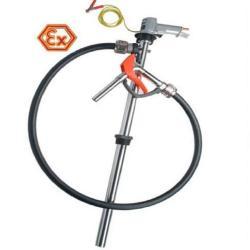 Druckluft Pumpen-Set FLUX 430 EX - 240 l/min - 6 bar - Edelstahl - für universelle Anwendungen