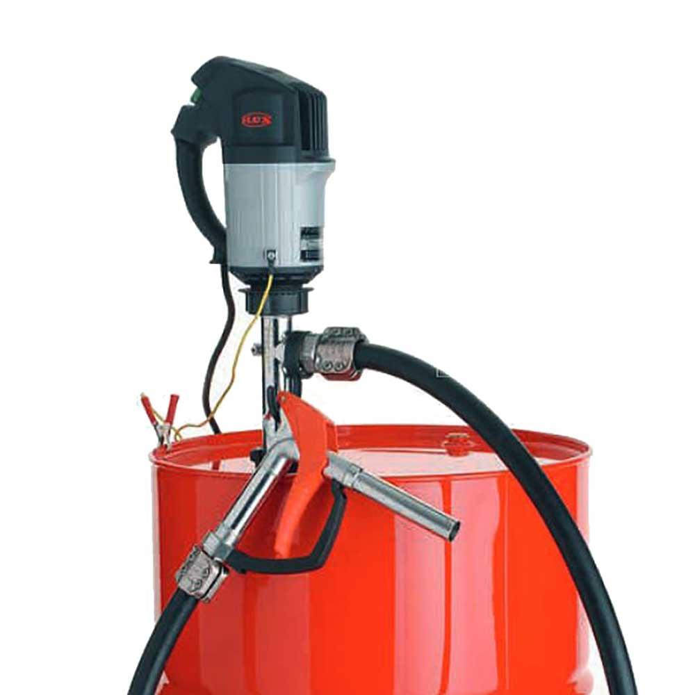 Pumpen-Set - FLUX Edelstahl - 200 l/min - 230 V - für universelle Anwendungen