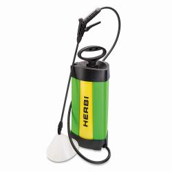 "Pressure sprayer ""HERBI"" - with NBR seal - filling capacity 5 l - total capacity 6.5 l - 3 bar - hose length 1.3 m"