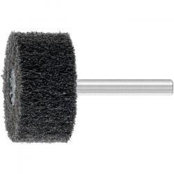 Schleifräder - PFERD POLINOX® - für Metalle, Buntmetalle, INOX - Siliciumcarbid - Bezeichnung PNL 4020/6 SiC 280 - Besatzmaße (D x T) 40 x 20 mm - Korngröße 280
