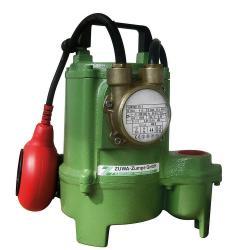 Schmutzwasserpumpe VORTEX 75 - 230 V - 0,55 kW - max. 225 l/min - max. 8 bar - max. 30 mm Korngröße