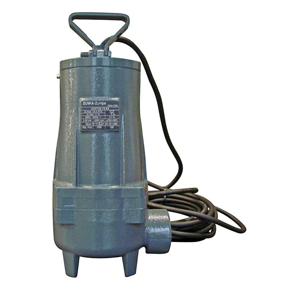 """Pompe eaux usées """"VORTEX ATEX"""" - débit max. 300-500 l/min"""