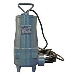 Pompa dell'acqua sporca Vortex Atex - max. 1,1 kW - max. 500 l / min - Cavo da 10 m - Interruttore a galleggiante opzionale