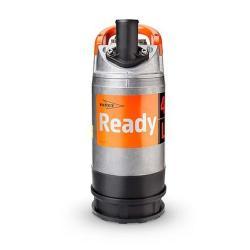 Pompa da costruzione Flygt Ready 4L - max. 0,4 kW - 230 V - collegamento C-Storz - con e senza interruttore a galleggiante
