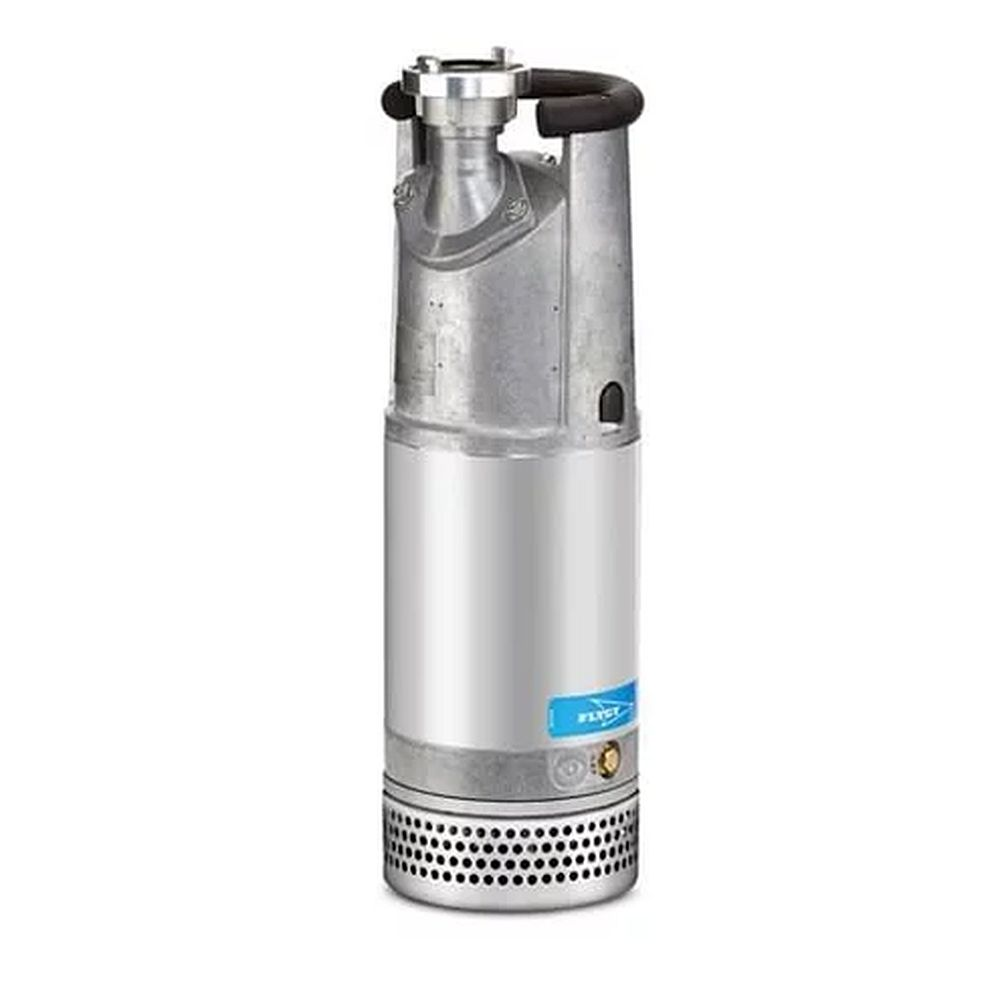 Schlammpumpe Flygt 2610 / 2620 - max. 2,2 kW - max. 64,08 m³/h - Storz-Kupplung - mit/ohne Schwimmschalter