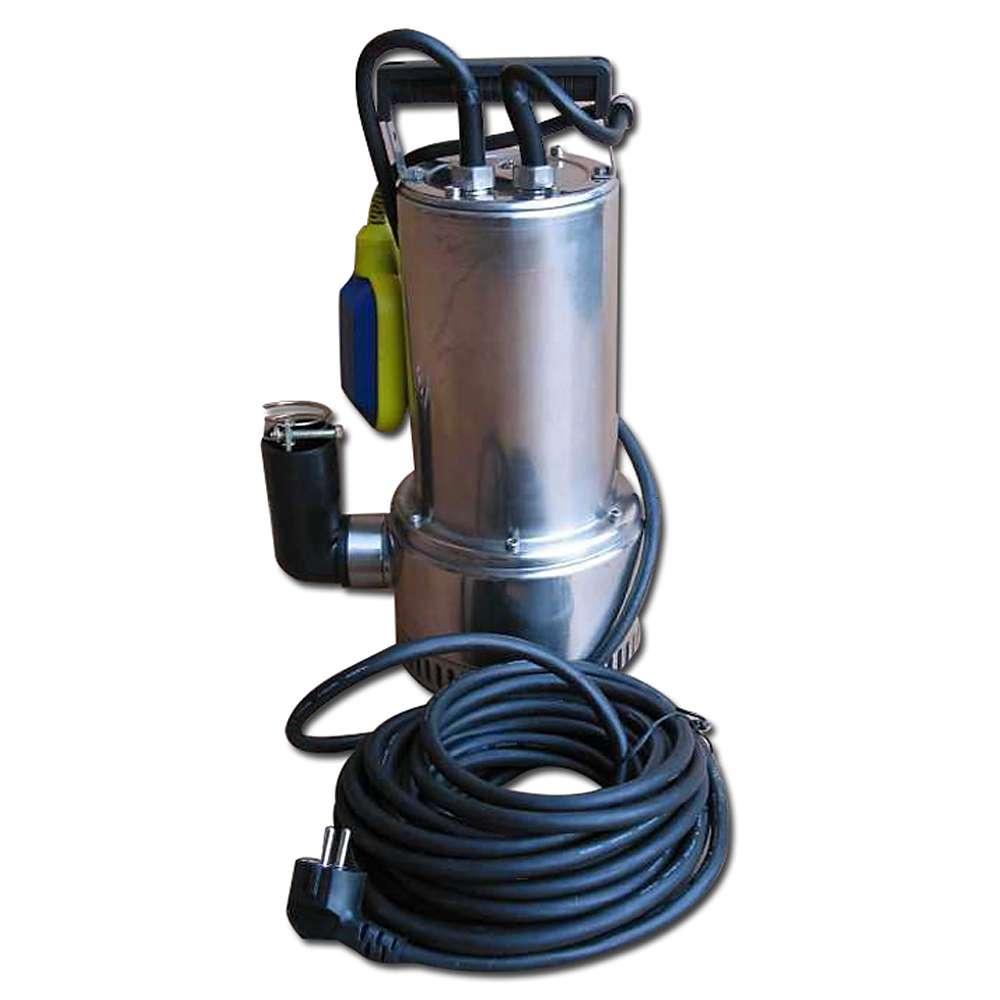 Elektrotauchpumpe Binda Drain Water - Edelstahl - max. 900 l/min - max. 2,2 kW