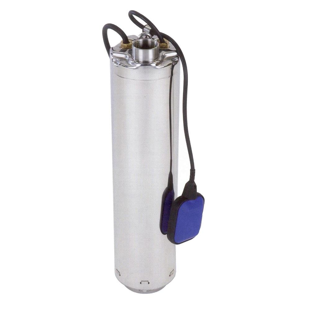 Elektrotauchpumpe Binda Aquarium - Anschluss 1 ¼ Zoll - max. 1,5 kW - max. 80 l/min - mit Schwimmschalter