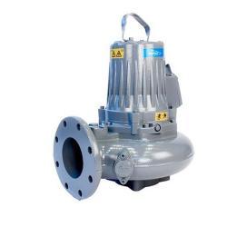 Pompa per fanghi N 461 MT - max. 3,1 kW - max. 180 m³ / h - max. 32 m - collegamento A-Storz