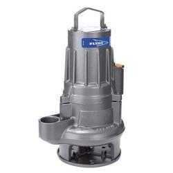 Schlammpumpe D 270 MT - Freistromlaufrad - max. 2,4 kW - max. 43,2 m³/h - max. 17 m