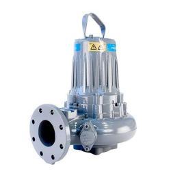 Pompa per fanghi H 466 HT - max. 5,9 kW - max. 23 m - max. 140,4 m³ / h - collegamento A-Storz