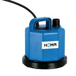 Pompa sommergibile per aspirapolvere piana C80 W - max. 2,8 m³ / h - max. 0,04 kW - 2,5 kg - per acque chiare
