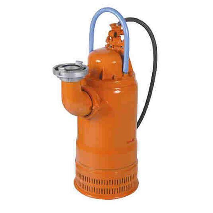 Elektrische Schlammpumpe Workside Sludge - Gusseisen - 400 V - max. 10 kW - max. 2160 l/min