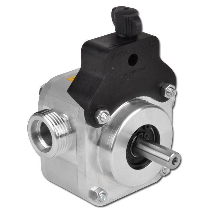 """Pompe à rouet """"UNISTAR 2001-B"""" - max. 60 l / min - 4 bar - entraînement par perceuse-foreuse - pour produits non-abrasifs"""