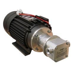 Pompa a girante UNISTAR 2000-A / PT - 15 l / min - 24 V - 1500 U / min - con motore DC CEM e campana